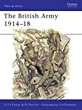 img - for The British Army 1914 18 (Men-at-Arms) book / textbook / text book