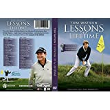 Tom Watson Lessons of a LifeTime Golf 2 Disc DVD