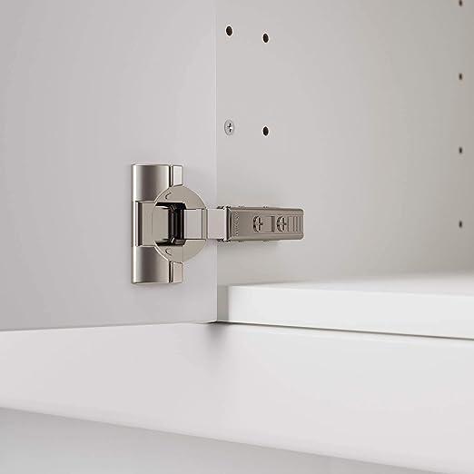 Ikea 602.046.45 UTRUSTA - Pack de 2 bisagras: Amazon.es: Bricolaje y herramientas