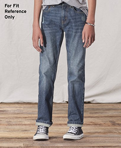 Levi's Boys' Toddler 514 Straight Fit Jeans, Blue Creek, 4T by Levi's (Image #3)