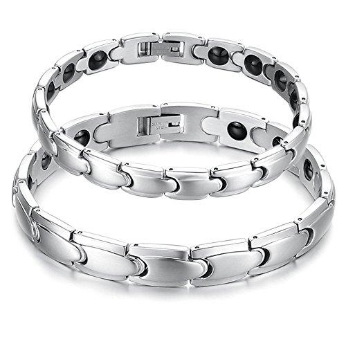 Starista Titanium Magnetic Bracelet Wristband