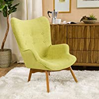 Acantha Mid Century Modern Retro Contour Chair