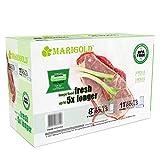 MARIGOLD Food Vacuum Sealer Bags - 6-Pack Food