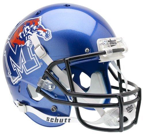 NCAA Memphis Tigers Replica XP Helmet (Schutt Air Ncaa Tigers)