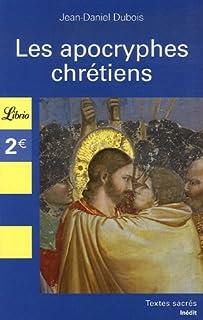 Les apocryphes chrétiens