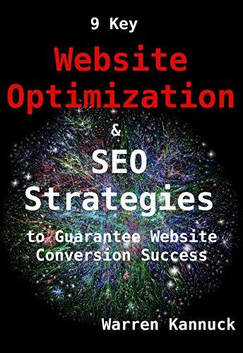 9 Key Website Optimization & SEO Strategies to Guarantee Website Conversion Success
