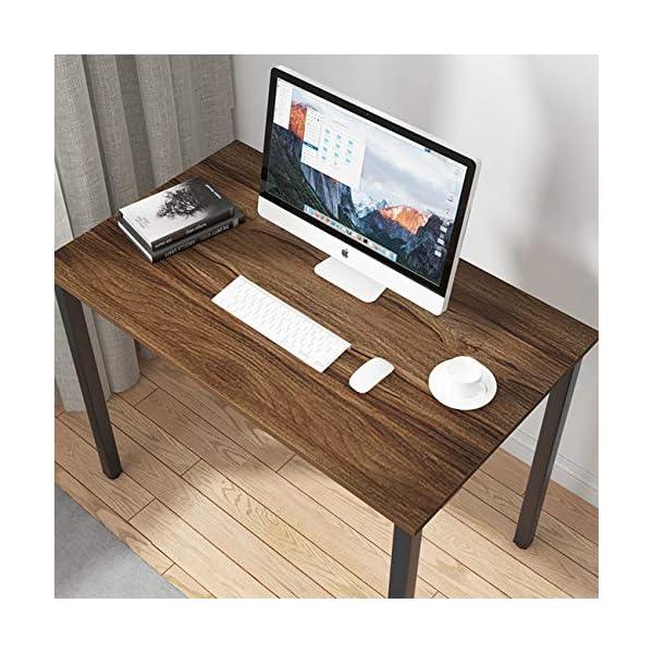 soges Table d'ordinateur,Bureau en Bois de qualité E1,Table de conférence,Table PC,Table de Bureau,Table de Travail…