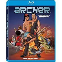 Archer: Season 2 [Blu-ray] (2011)