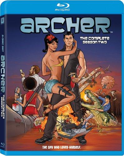 Archer: Season 2 [Blu-ray] by 20th Century Fox