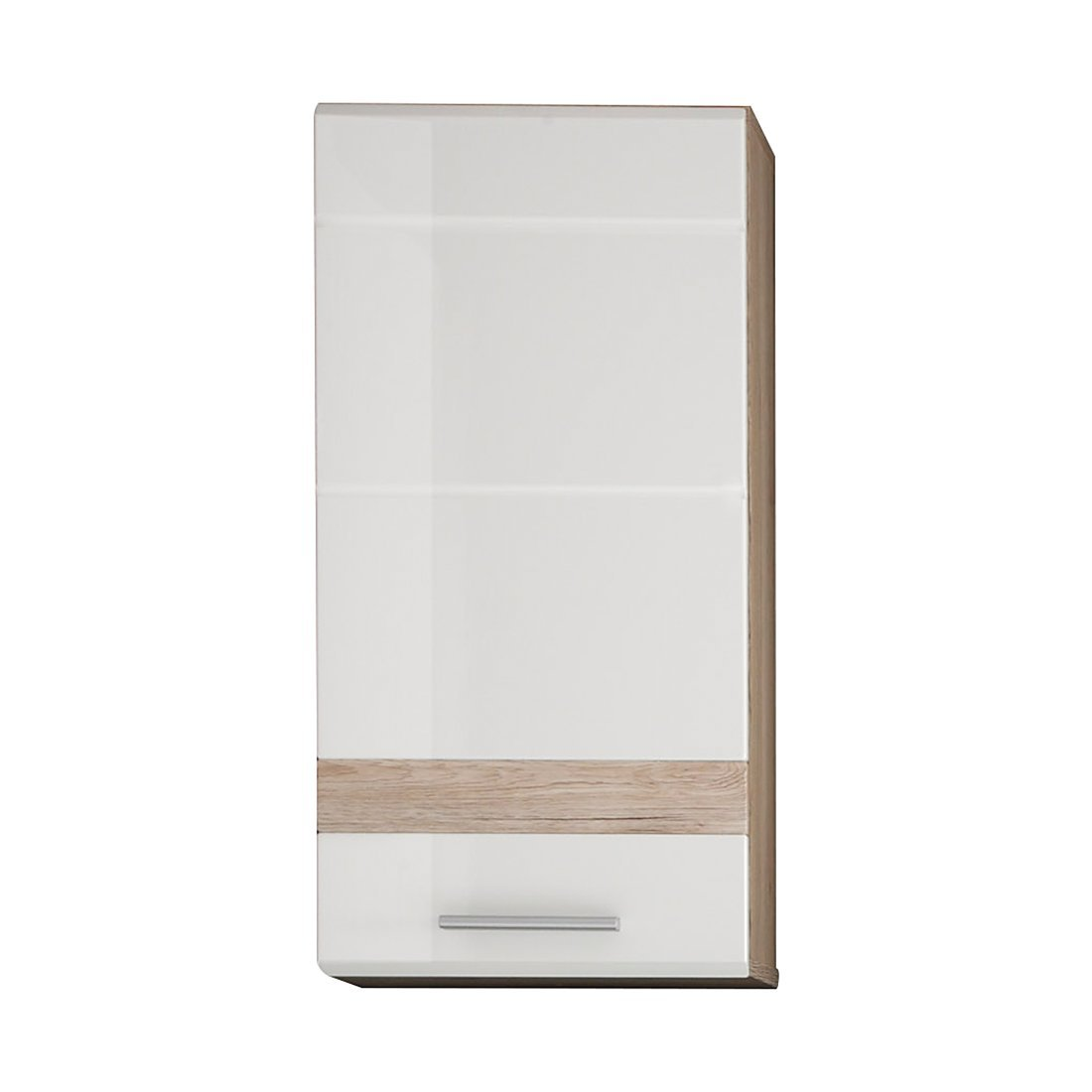 trendteam Muebles, Roble, Blanco, 37 X 77 X 24 cm product image