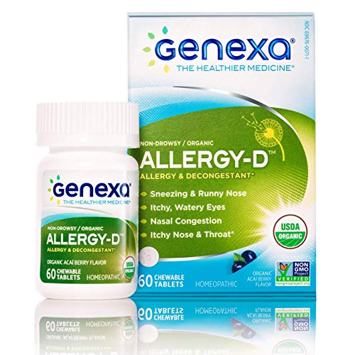 Genexa Allergy-D  60