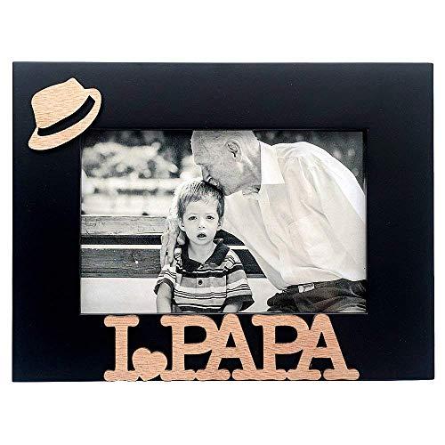 Cozzy Home Inc-I Love My Grandpa Picture Frame, 4x6, Black -
