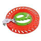 Baosity Outdoor Plastic Multi-Function Fishing Reel String Kite Reel Winder Tackle