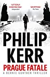 Front cover for the book Prague Fatale by Philip Kerr