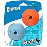 Chuckit! The Whistler 2-Pack, Medium