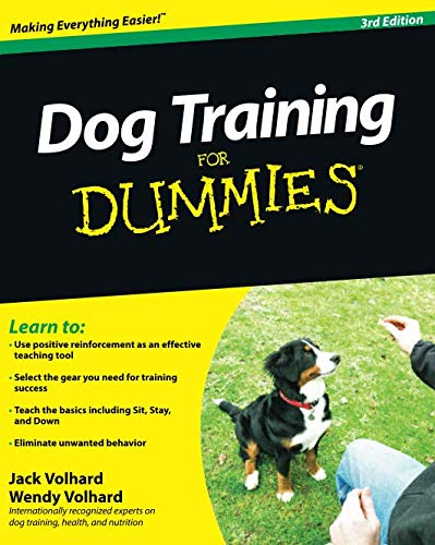 Dog Training For Dummies by For Dummies