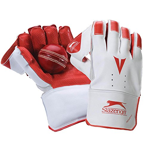 Slazenger Academy Wicket Keeping Gloves - Youths