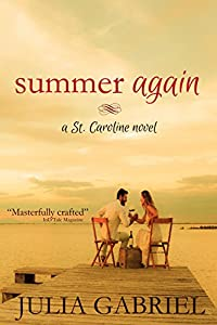 Brand New Kindle Fire Giveaway for August 15! Subscribe free for your chance to win! And you can help keep the good times rolling by following today's giveaway sponsor, Julia Gabriel, and checking out <em>Summer Again</em>!