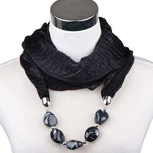 LERDU Infinity Necklace Jewelry Marble product image