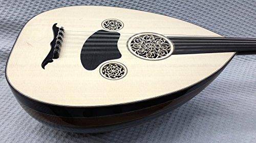 Turkish Very High Quality Walnut String Instrument Oud Ud