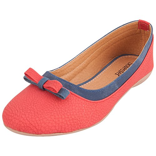 Solester Womens Emma Red Bellies 41 EU  8 UK