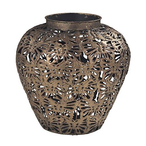 Sterling Vase - Sterling Rainford Butterfly Filigree Planter