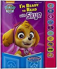 Paw Patrol - I'm Ready To Read with Skye Sound Book - Play-a-Sound - PI