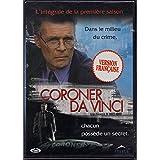 Coroner Da Vinci: L'intégrale de la saison 1 - Da Vinci's Inquest: The Complete Season One (English/French) 1998 (Full Screen) Doublé au Québec