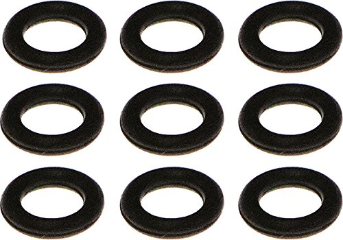 (Viper Dart Accessory: Rubber O-Ring Washers (Steel and Soft Tip Darts), 2BA Thread, 300 Pack)