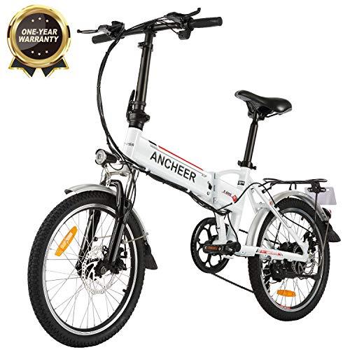 🥇 BIKFUN Bicicleta eléctrica