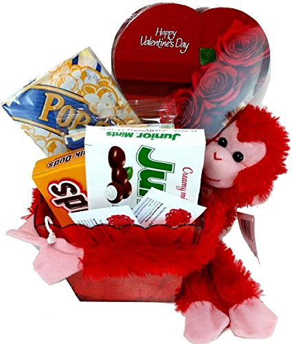 Valentine Candy Baskets - 5