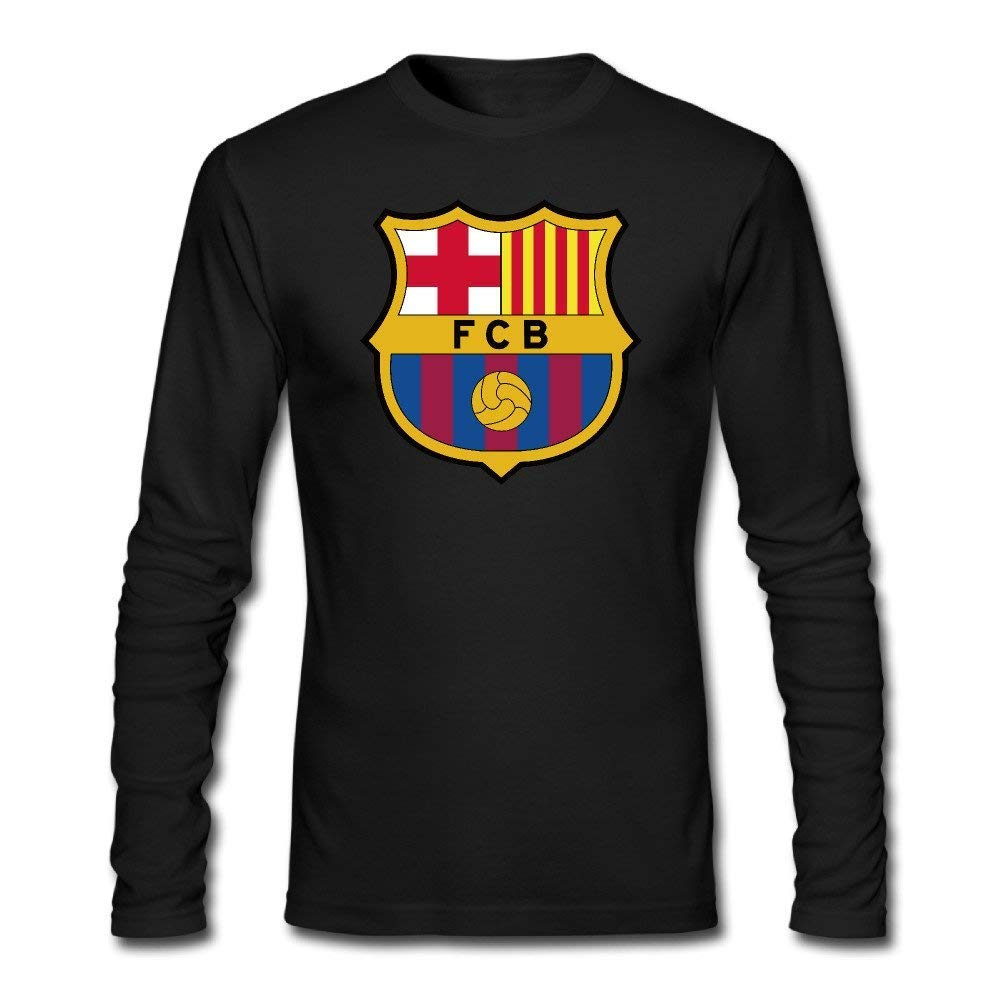 Casual Cool Fc Barcelona Soccer Ball Fcb Graphic Ts Sports Tops T Shir Shirts
