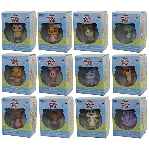 Funko Mini Vinyl Figures: Winnie The Pooh Collection Display Case (Set of ()