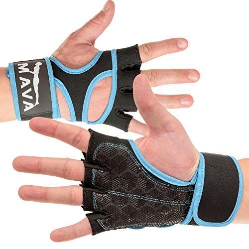 Mava Pro Silicone Padded Gloves