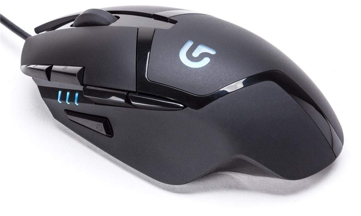 Renewed Logitech G402 Hyperion Fury Ultra Fast Fps Gaming Mouse Black Amazon In Computers Accessories
