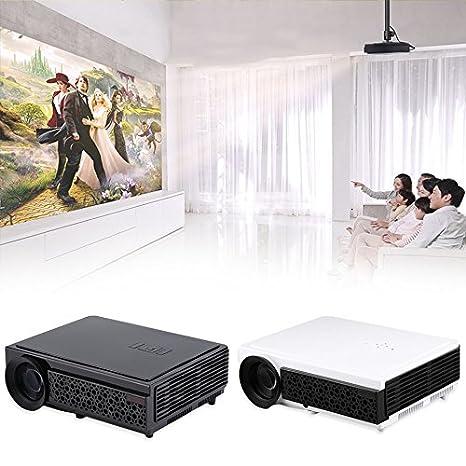 dh-tl98 Proyector Full HD 1080p Cine en casa enfoque Manual ...