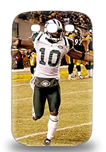 Premium Tpu NFL Pittsburgh Steelers Santonio Holmes #10 Cover Skin For Galaxy S3 ( Custom Picture iPhone 6, iPhone 6 PLUS, iPhone 5, iPhone 5S, iPhone 5C, iPhone 4, iPhone 4S,Galaxy S6,Galaxy S5,Galaxy S4,Galaxy S3,Note 3,iPad Mini-Mini 2,iPad Air )