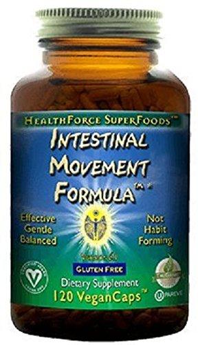 HealthForce SuperFoods Intestinal Movement Vegancaps product image