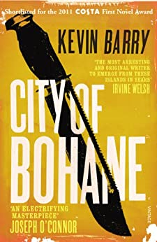 City of Bohane by [Barry, Kevin]