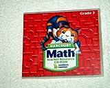 Harcourt School Publishers Math Georgia: Teacher Resource CD-ROM Grade 2