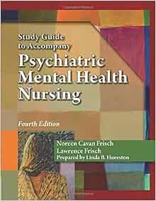psychiatric and mental health nursing 4th pdf