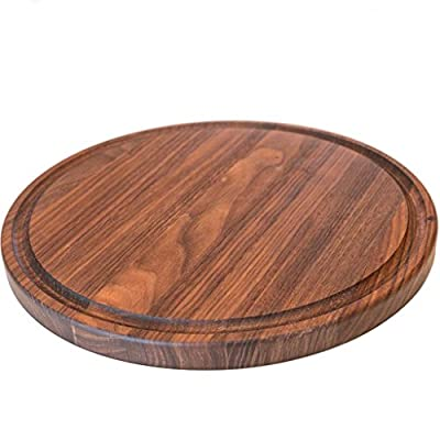 Virginia Boys Kitchens Wood Cutting Boards - Chopping and Carving Countertop Block Made in USA with American Hardwood