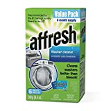 #9: Affresh Washer Machine Cleaner, 6-Tablets, 8.4 oz