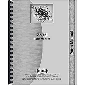 amazon com parts manual for ford 650 750 755 755a 755b (diesel ford parts manual online parts manual for ford 650 750 755 755a 755b (diesel) tractor loader backhoe