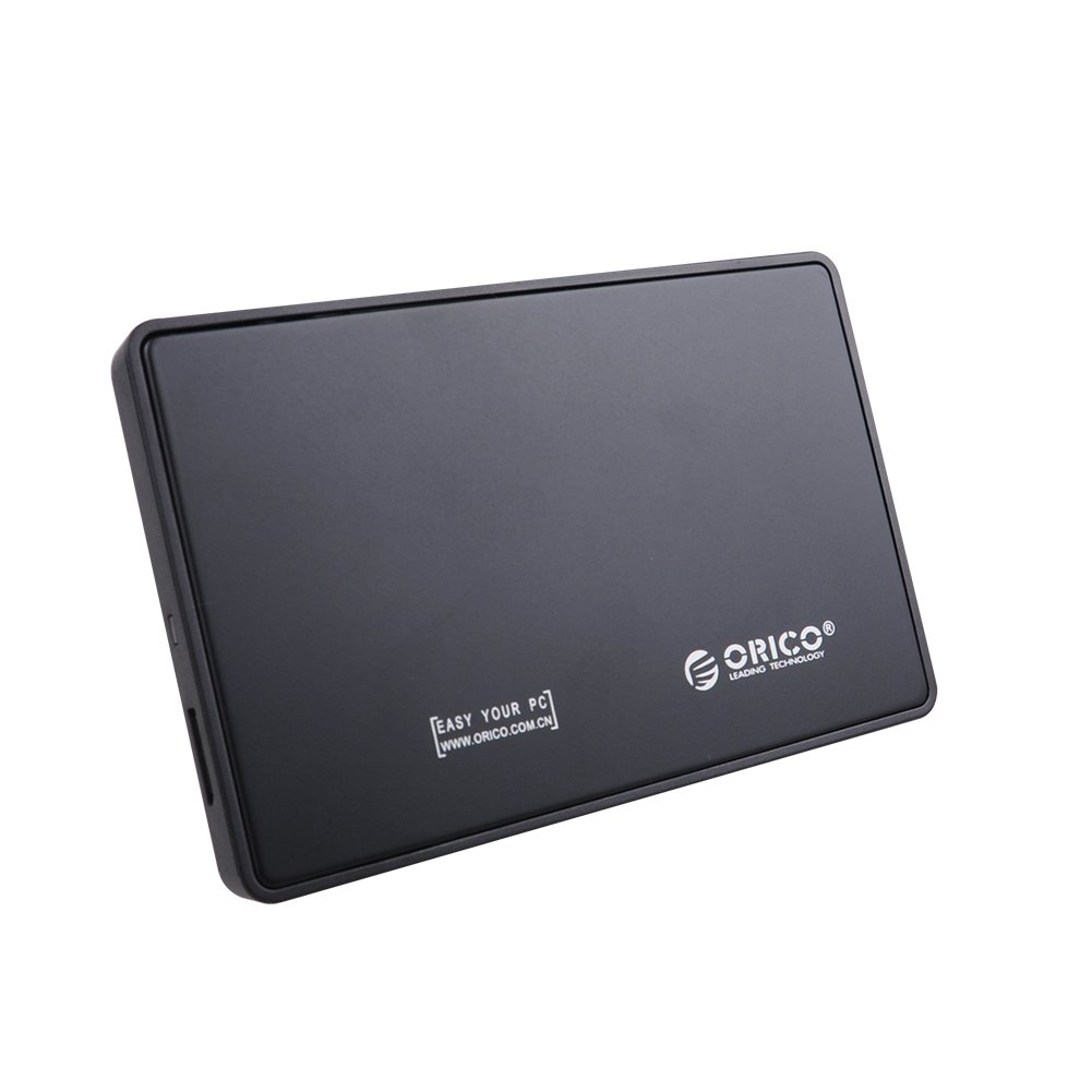 Orico Custodia Per Hdd Custodie Dischi Rigidi Esterni Da 25 2588us3 Rd 25in Ssd Mobile Enclosure With Usb 30 Pollici Sata A Dati Blu E Fino 1