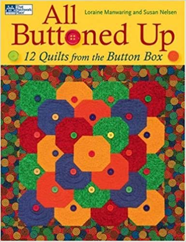 Book All Buttoned Up (That Patchwork Place)