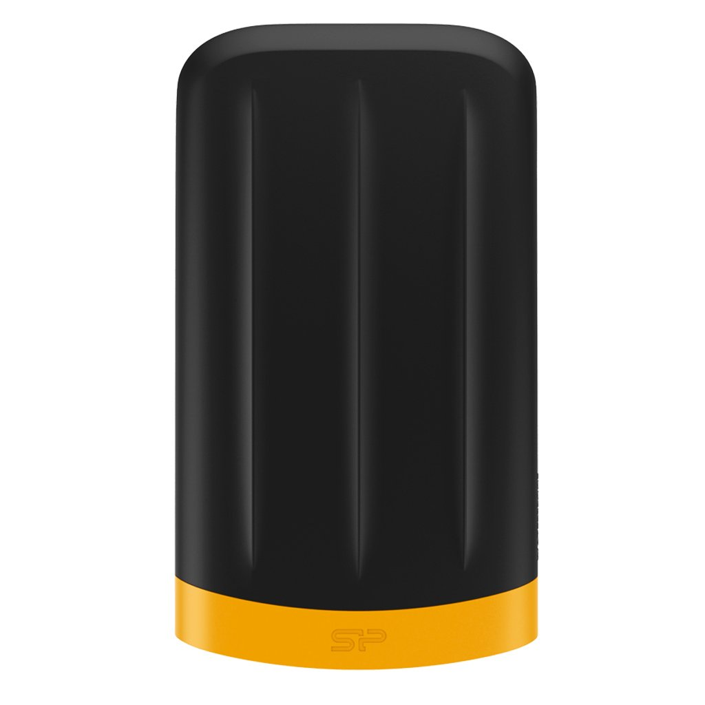 2TB Silicon Power Armor A65 Shockproof/Waterproof Portable Hard Drive USB3.0 - Black/Orange Edition by Silicon Power (Image #8)
