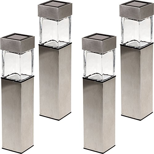 Stainless Steel Outdoor Bollard Lighting - 7
