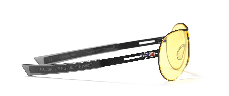 8e3d83c44 Amazon.com: GUNNAR Gaming Eyewear - MLG Legend Onyx Frame: Electronics