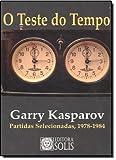 capa de O Teste do Tempo: Partidas Selecionadas, 1978-1984